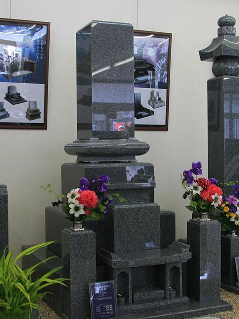 10寸3重台丸フトン・墓誌